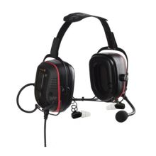 Sensear Intrinsically Safe Double Protection Behind the Neck Headset feat. Bluetooth - SM1PEISDP01
