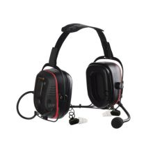 Sensear Intrinsically Safe Double Protection Behind the Neck Headset feat. Bluetooth - SM1PEWISDP01