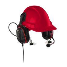 Sensear Intrinsically Safe Double Protection Helmet Mount Headset - SM1PHISDP01
