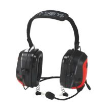 Sensear Intrinsically Safe Double Protection Behind the Neck Headset - SMISESDP