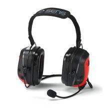 Sensear Intrinsically Safe Behind the Neck Headset feat. Bluetooth - SMISESR1